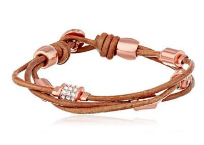 Fossil-Barrel-Leather-Rose-Gold-and-Nude-Wrist-Wrap-Bracelet