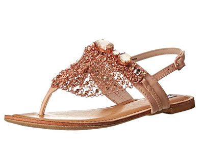Rose-Gold-Not-Rated-Women's-Drop-Of-Water-Dress-Sandal