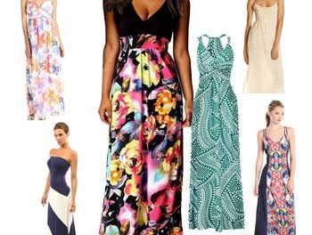 Maxi Dresses – Go To For Summer
