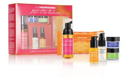 Ole Henriksen Unwrap Your Radiance Collection Review